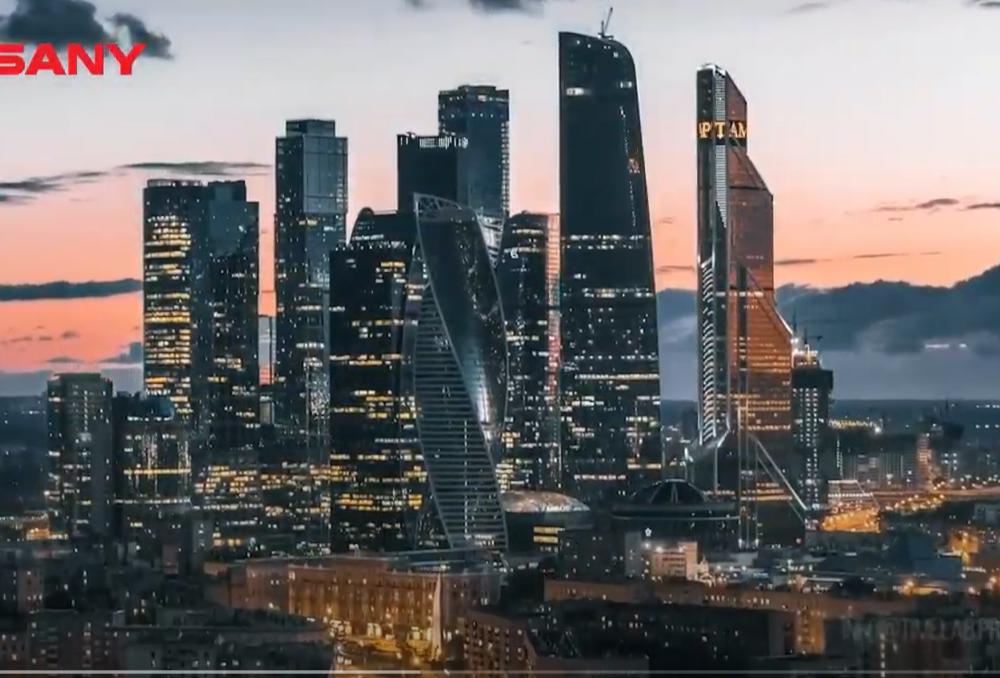 Клиенты корпорации SANY в России.